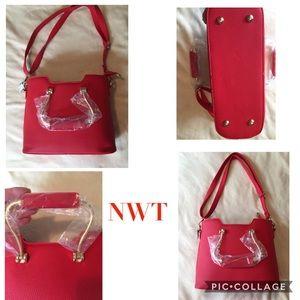 Handbags - Beautiful Red Bag